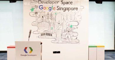 ศูนย์ Developer Space @ Google Singapore